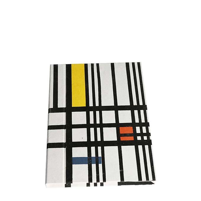 Mondrian cahier 19x14 cm