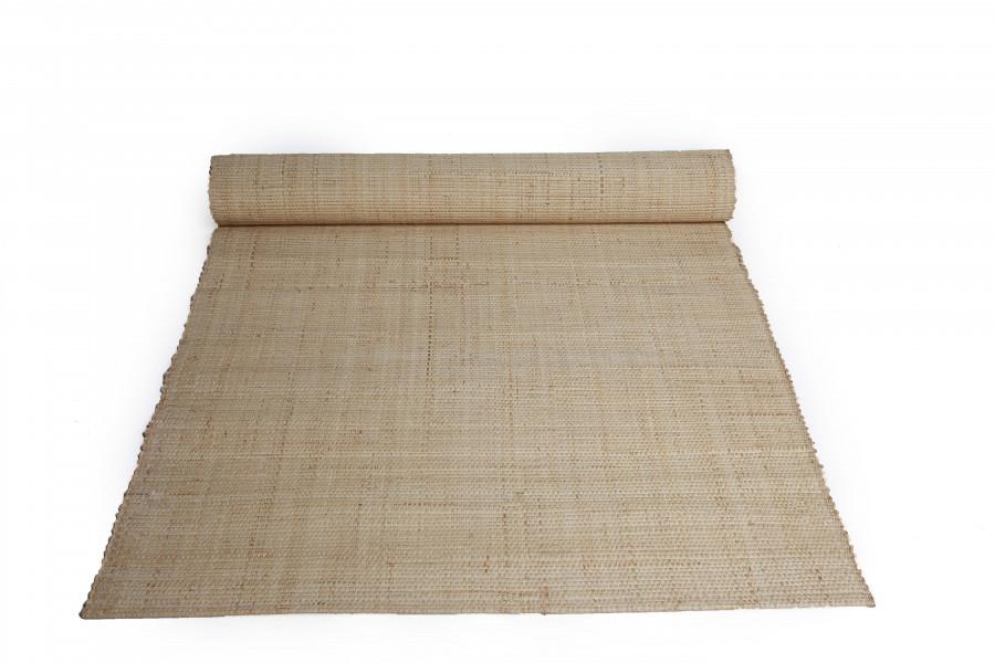 Chemin de table en raphia 50x160 cm