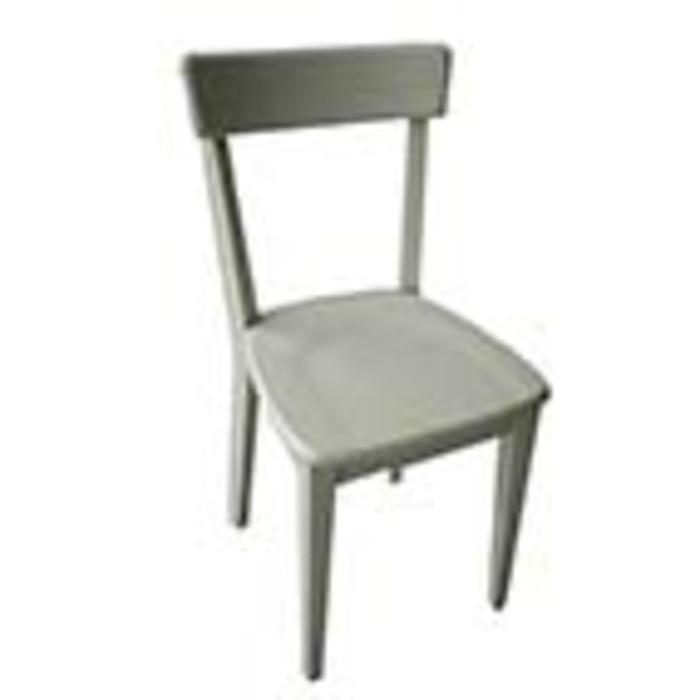 Sedia in legno panna 40 x 46 h85 cm