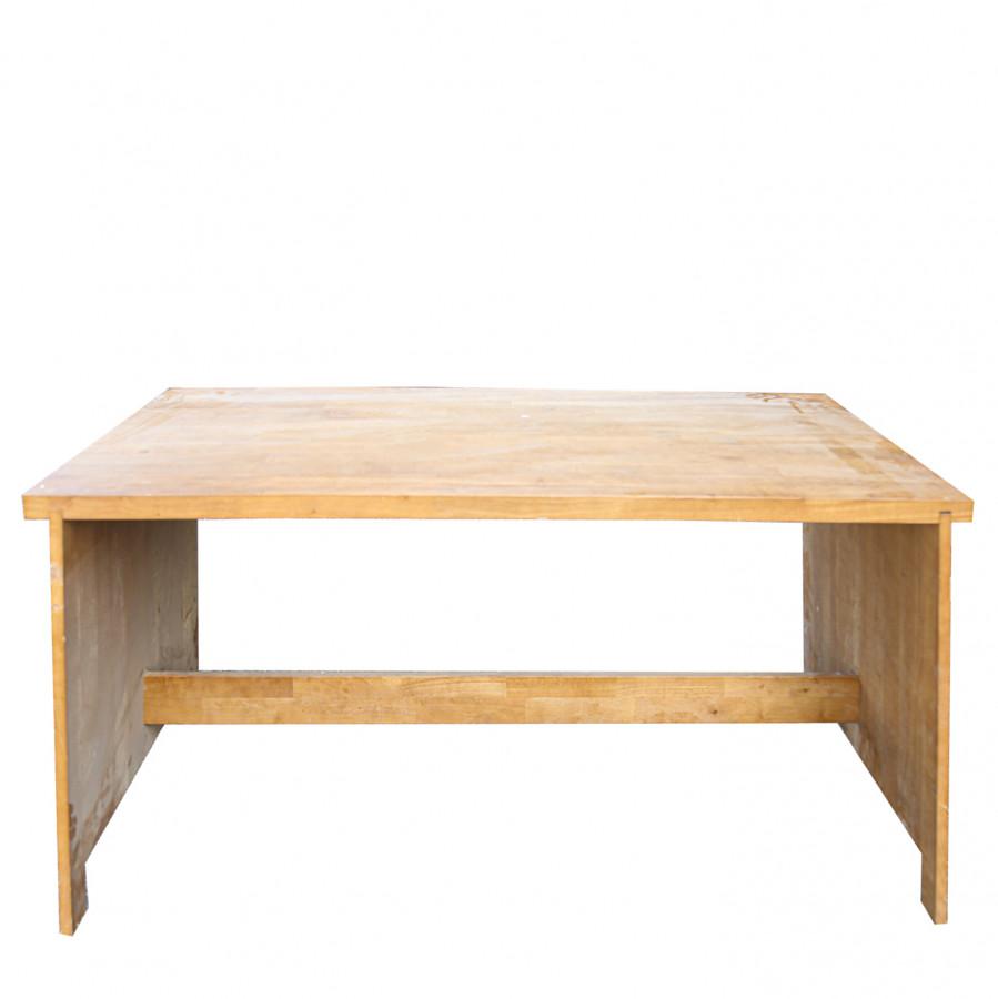 Tavolo rettangolare in faggio 74 x 150 h74 cm