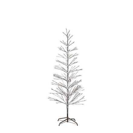 Lighting iron tree suitable for indoor/outdoor use